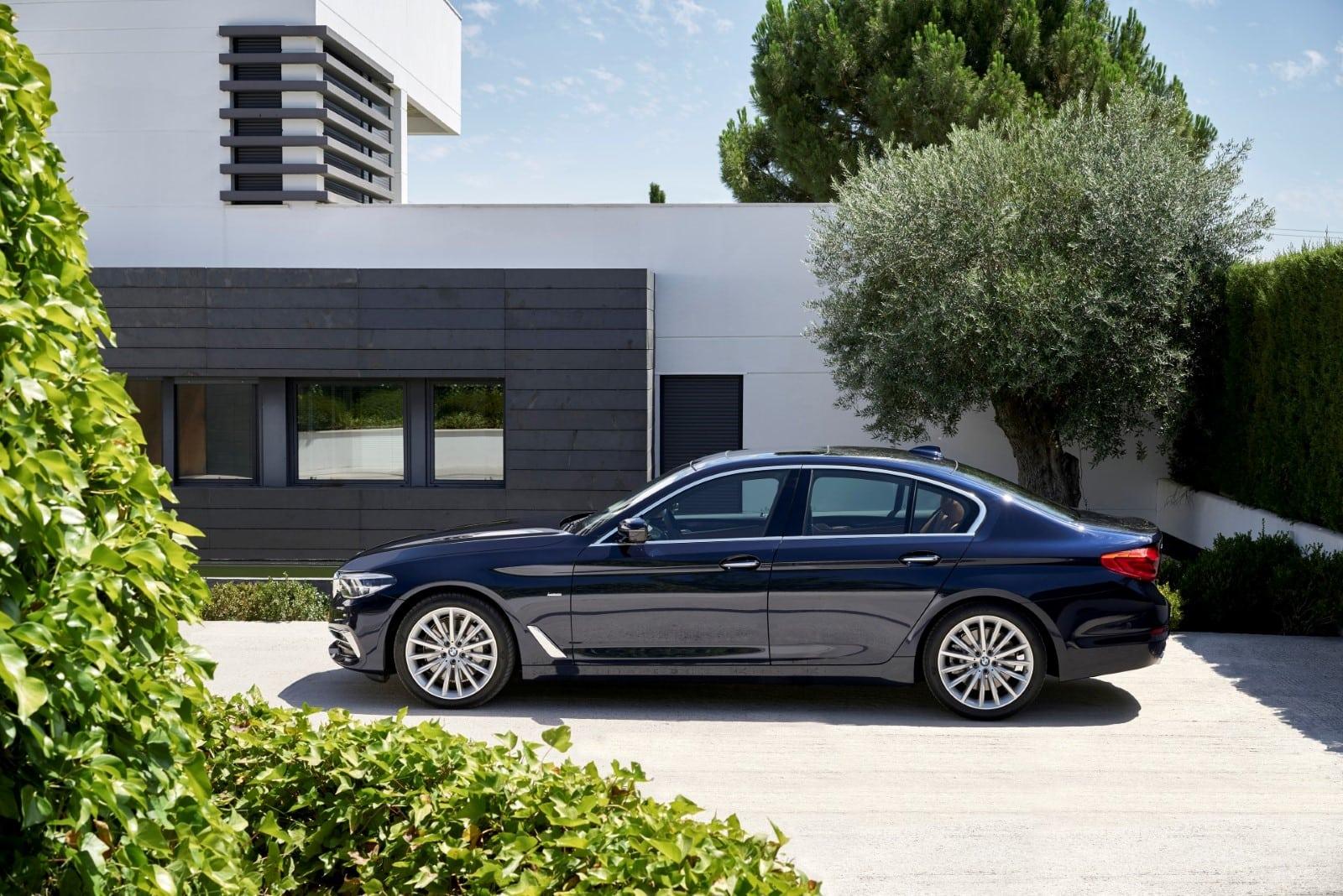 BMW 5 Series G30 2017 Sedan Luxury Line