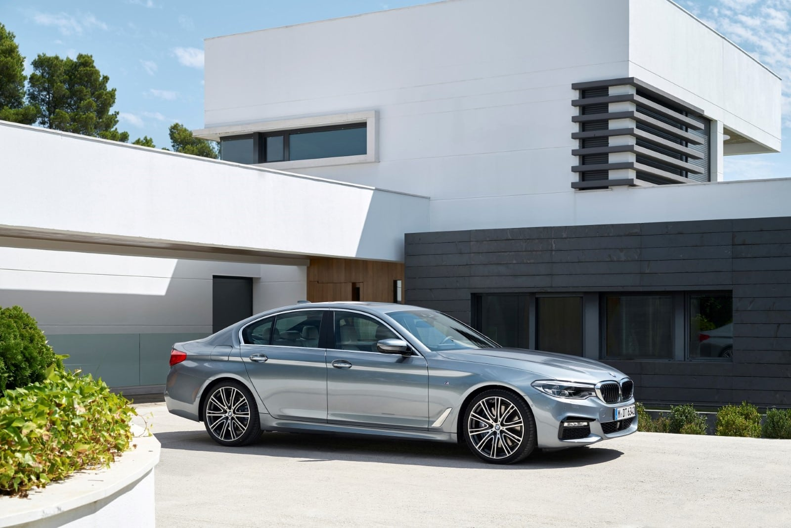 BMW 5 Series G30 2017 Sedan M Sport