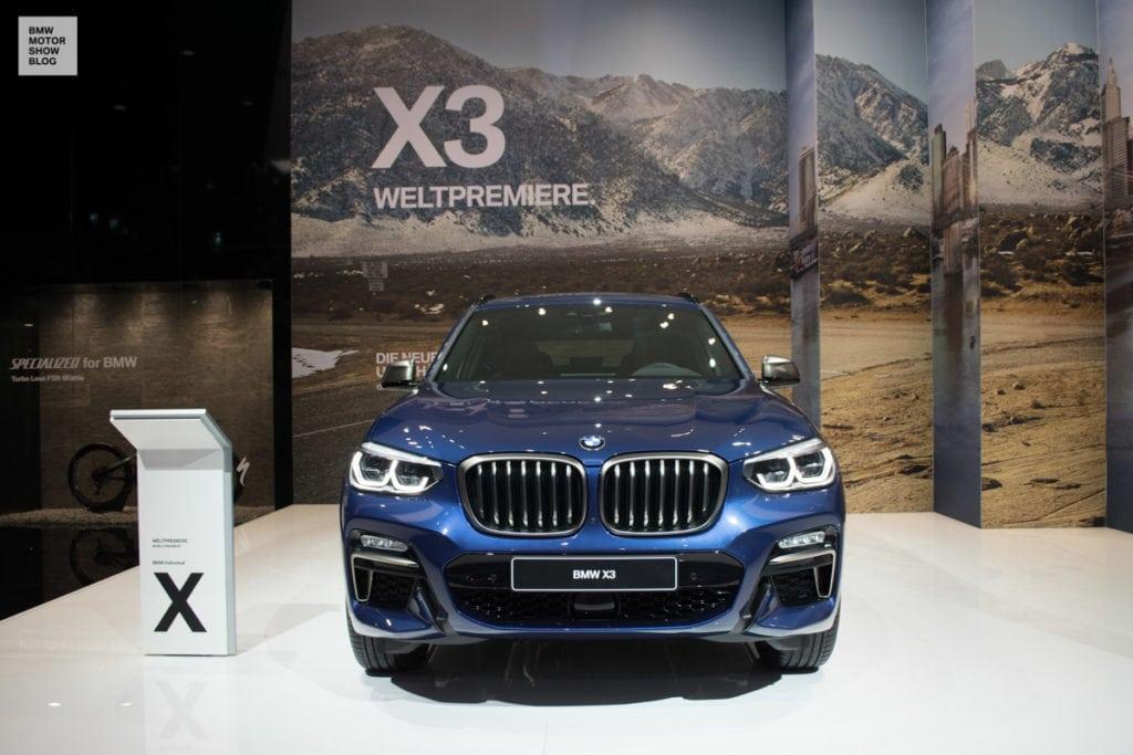 Погружение в люксовый мир: продолжаем исследовать стенд BMW во Франкфурте на IAA 2017