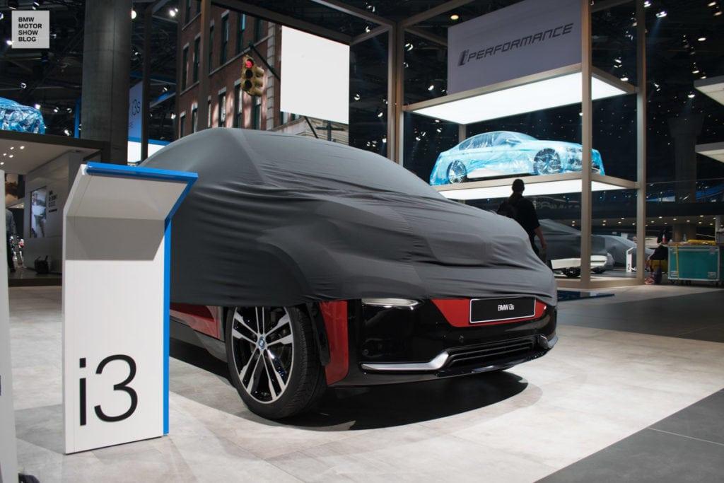 Стенд BMW на IAA 2017 во Франкфурте