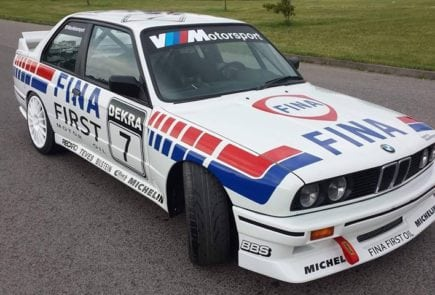 BMW M3 E30 DTM Replica by Victor Motorsport