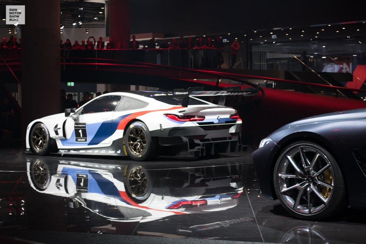 BMW M8 GTE IAA 2017 by Motorshowblog