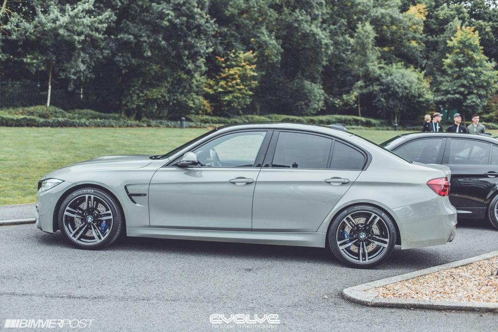 Живые фото нового BMW M5 F90 со встречи клуба PistonHeads в Великобритании