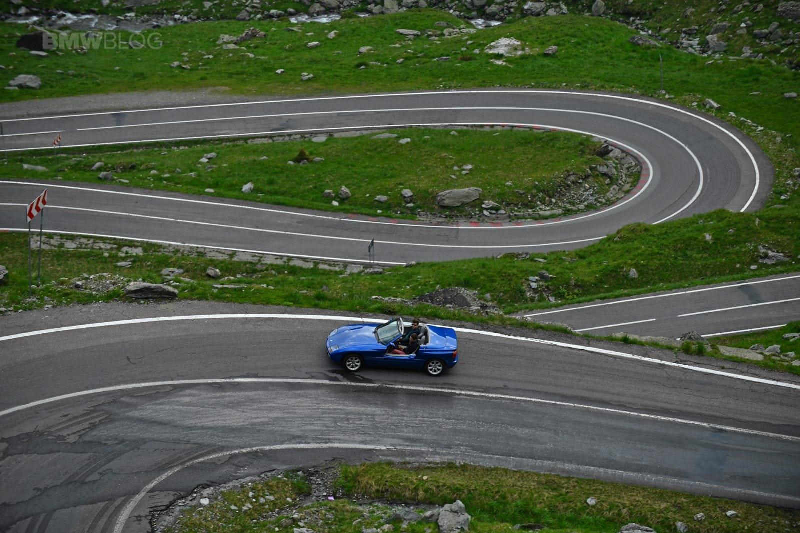 BMW Z1 on the Roads of Romania