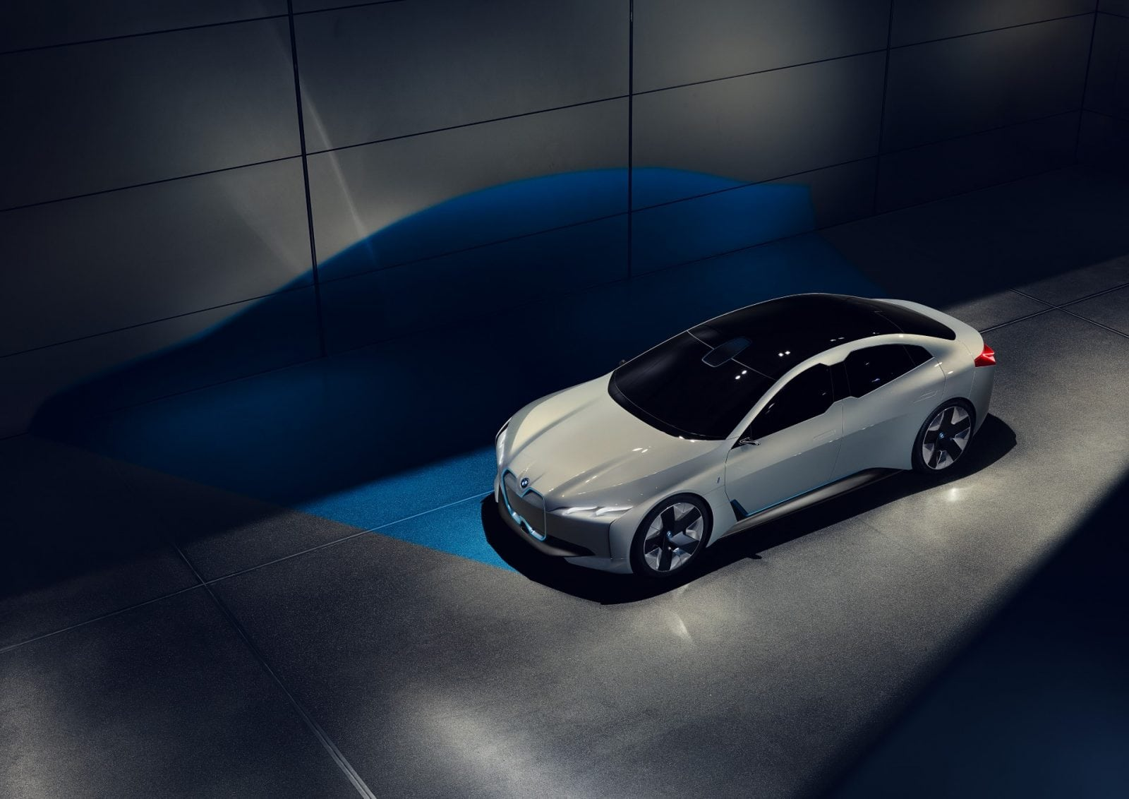 BMW i Vision Dynamics Official Photos