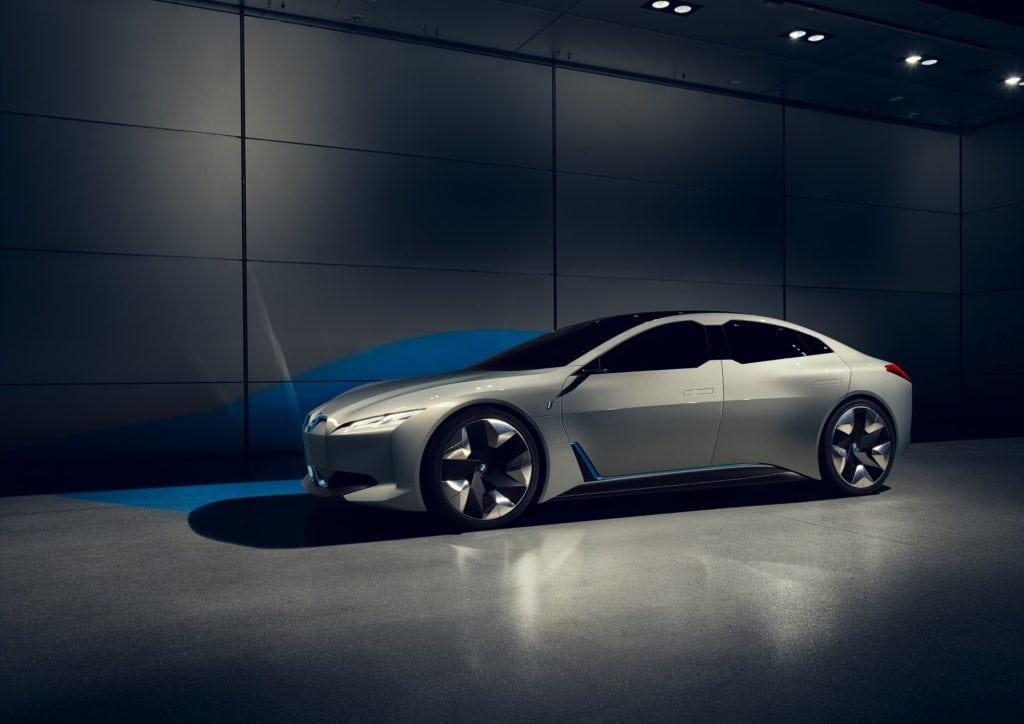 BMW i Vision Dynamics Official Photos
