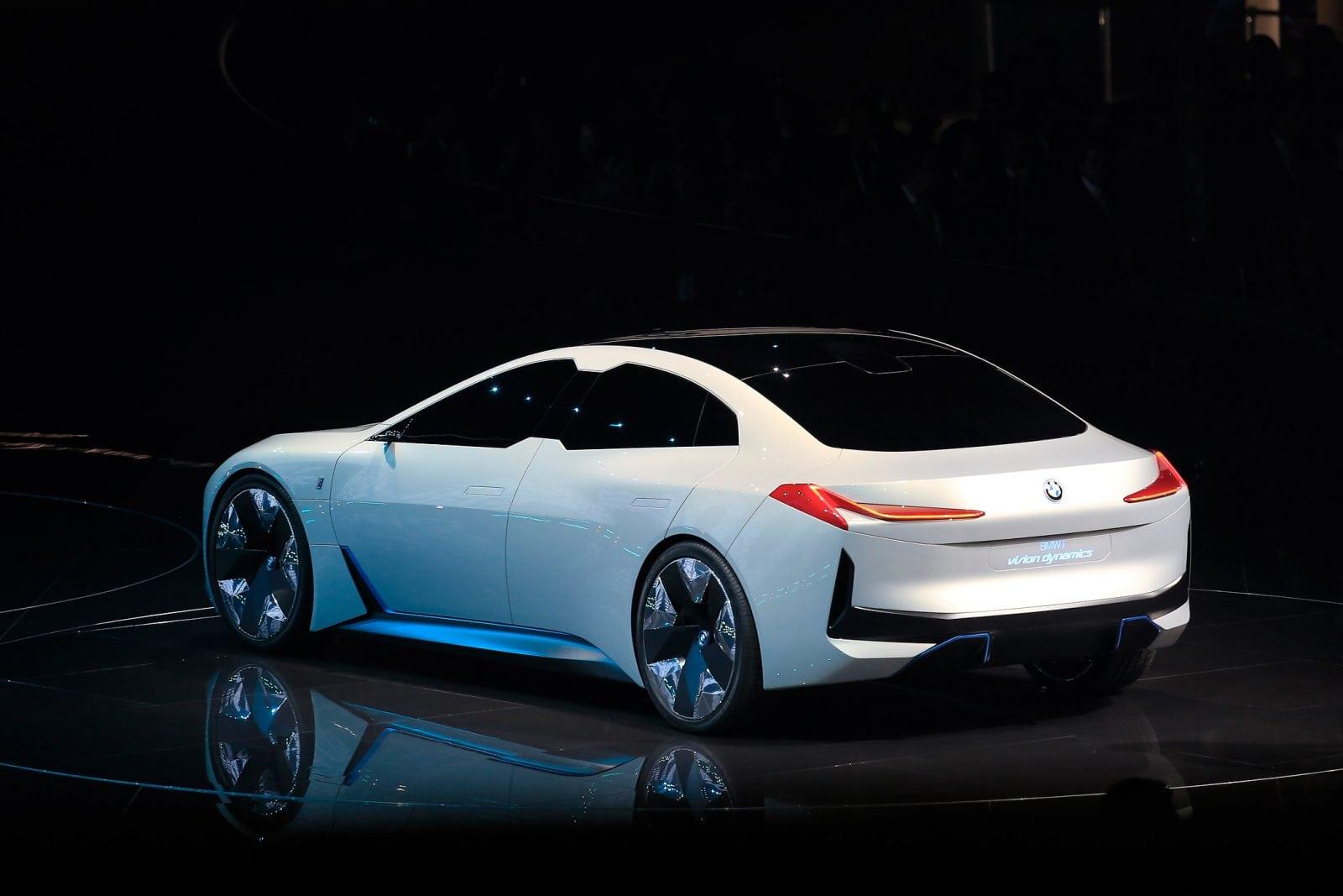 BMW i Vision Dynamics IAA 2017 by Guido ten Brink
