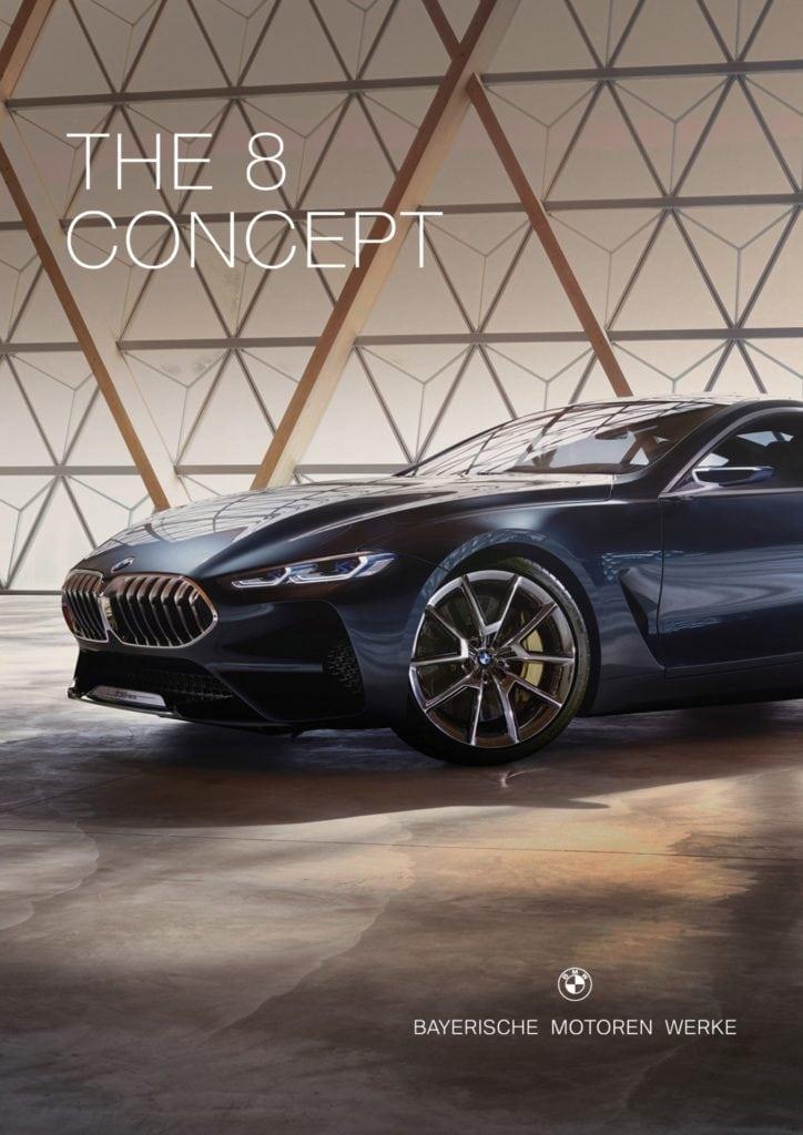 Концерн BMW представил новую версию логотипа для моделей «Elite»