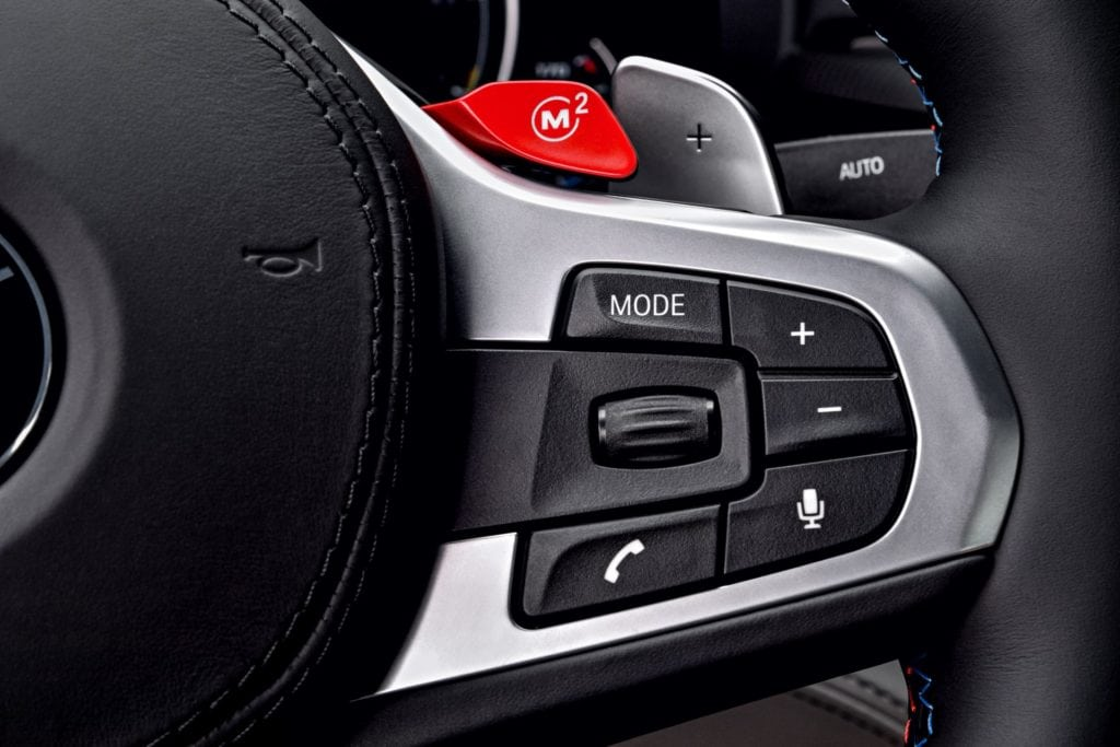Мировая премьера BMW M5 2017