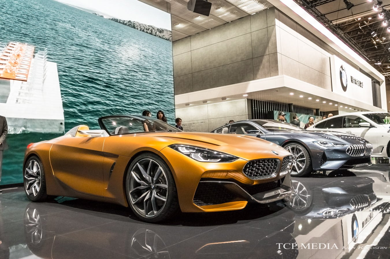 BMW в Японии: изучаем экспозицию BMW на Tokio Motor Show 2017