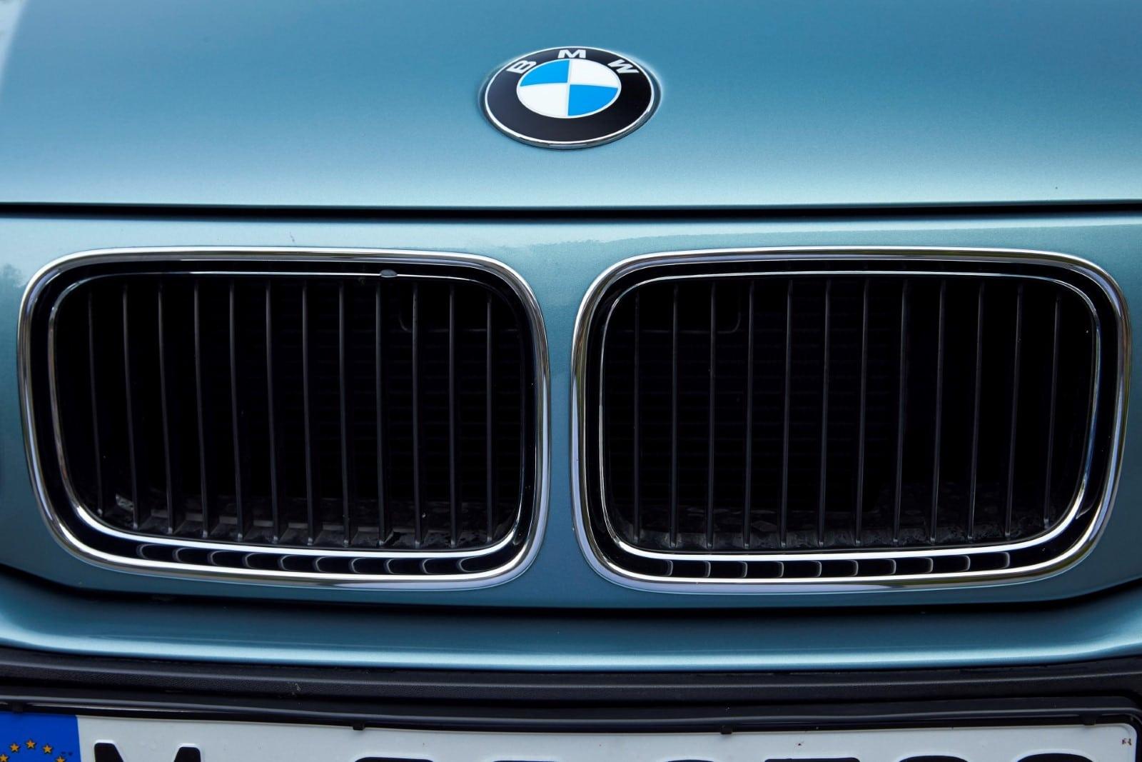 Третье поколение BMW 3 Серии E36 (1990–2000)