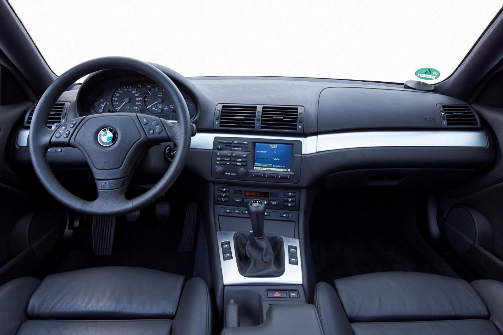 Четвертое поколение BMW 3 Серии E46 (1998–2007)