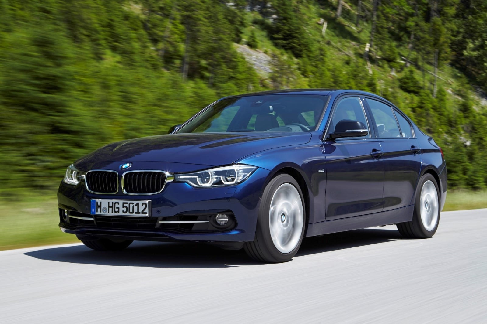Шестое поколение BMW 3 Серии F30