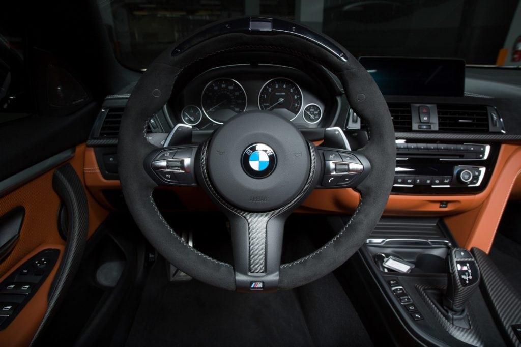 BMW 440i Gran Coupe M Performance Parts SEMA 2017