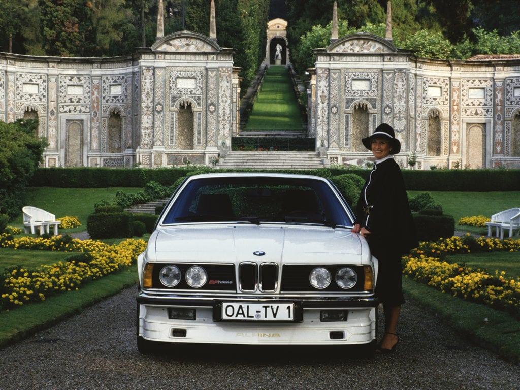 BMW Alpina B7 Turbo/1 4/1984 - 8/1987