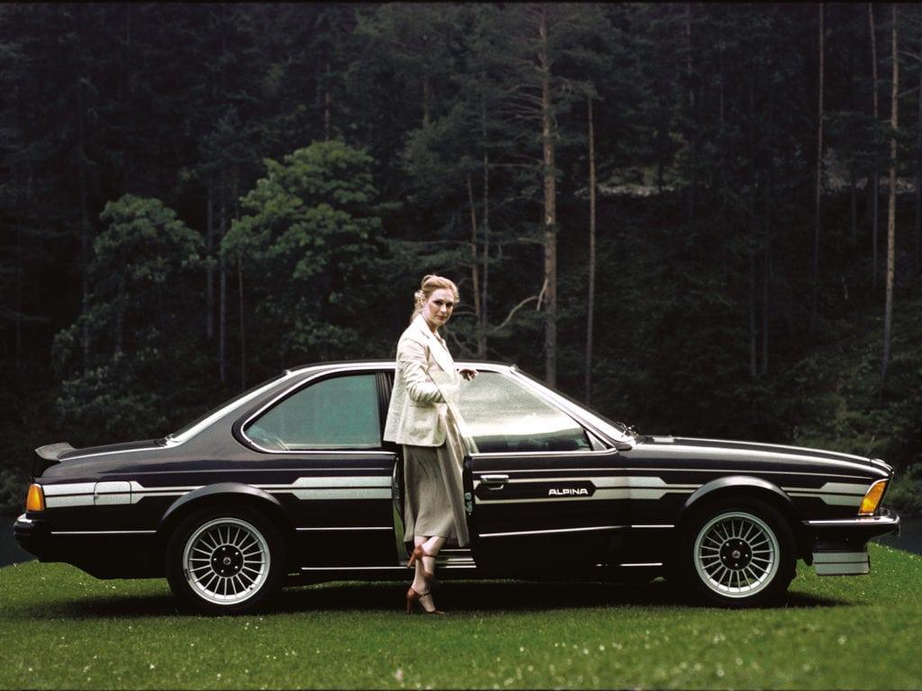 BMW Alpina B7 Turbo Coupe 12/1978 - 2/1982