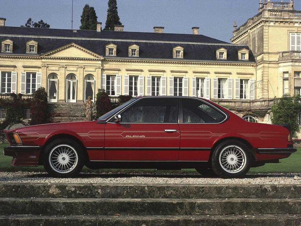 BMW Alpina B9 3.5 Coupé/1 8/1982 - 12/1985