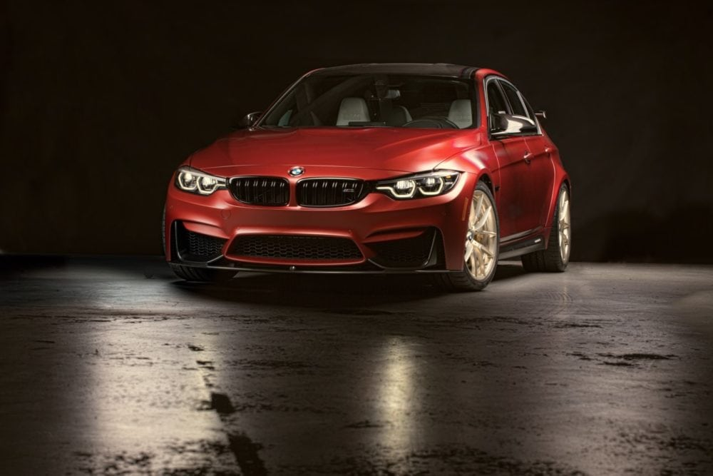 BMW M3 30 Years American Edition World Premiere 2017