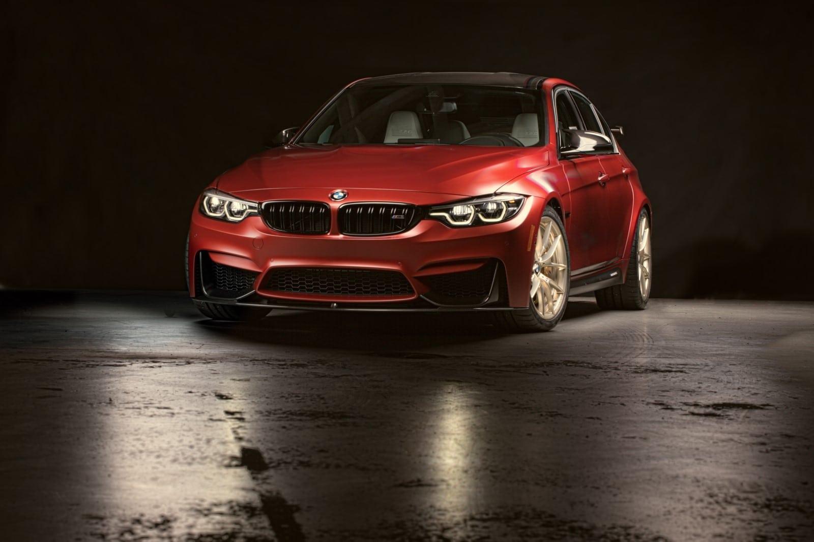 BMW M3 30 Years American Edition World Premiere 2017