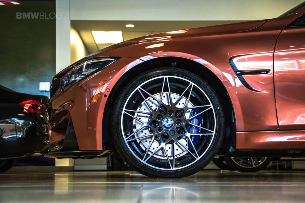 Ультраредкий цвет: встречайте BMW M3 Byzanz Metallic