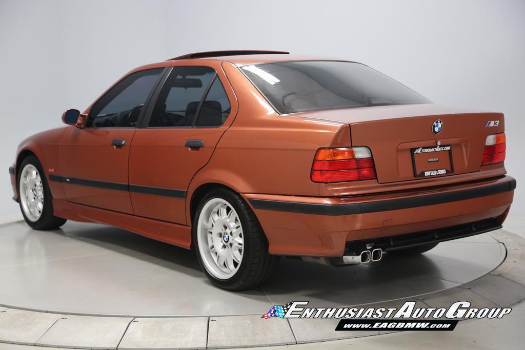 BMW M3 E36 Byzanz Metallic