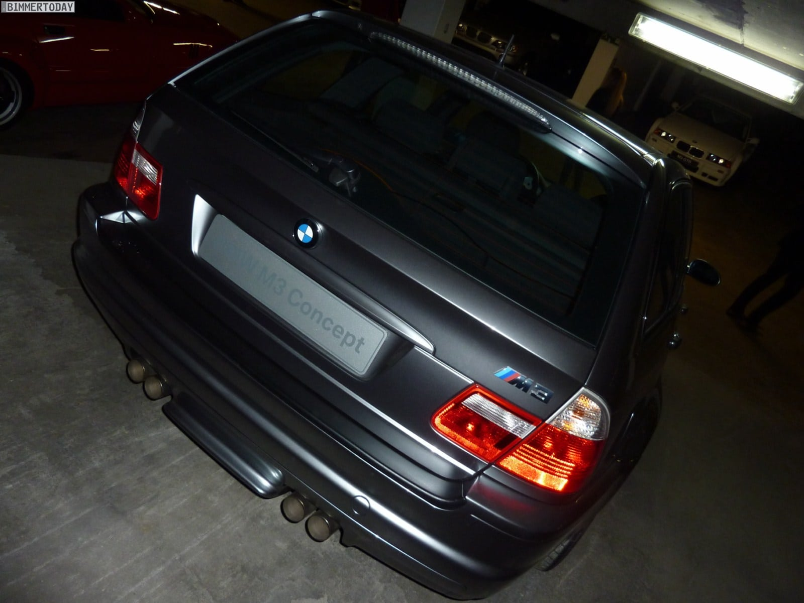 BMW 3 Series E46 M3 Touring