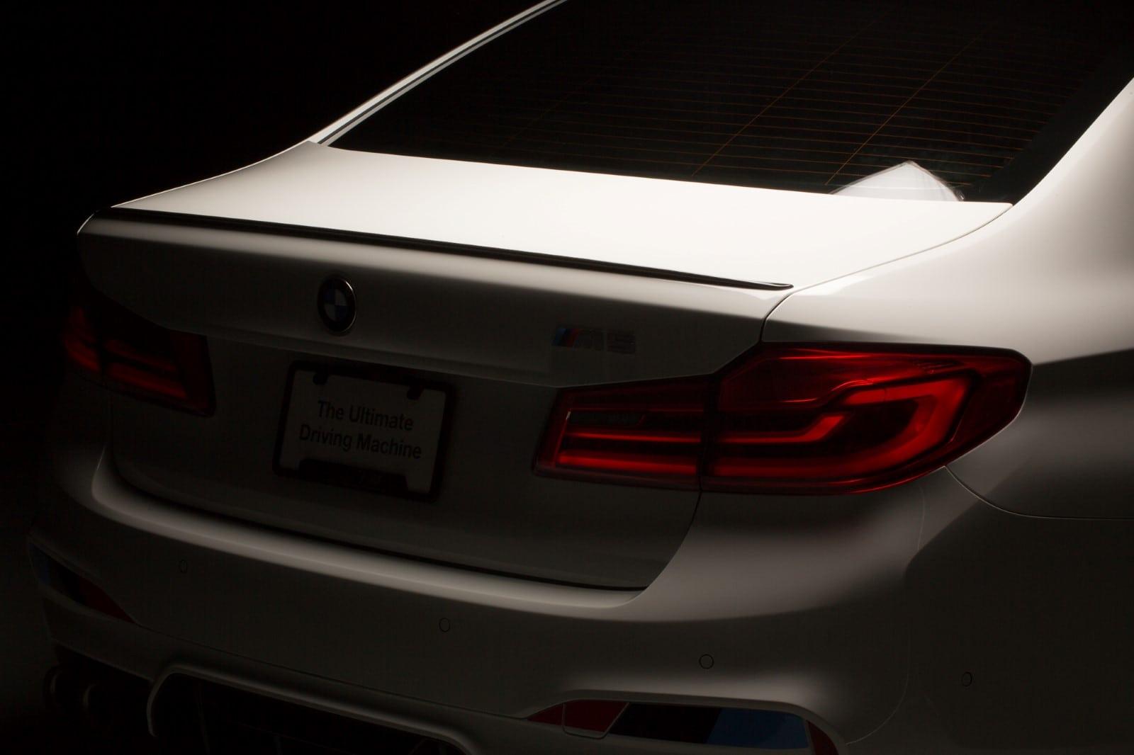 BMW M5 F90 M Performance Parts SEMA 2017