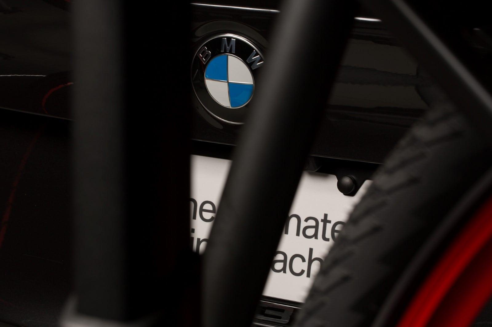 Тизеры BMW SEMA 2017
