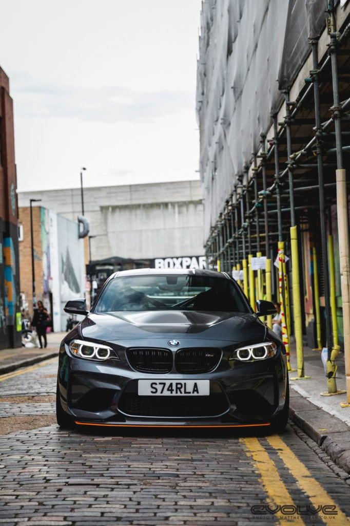 BMW M2 GTS от Evolve Automotive