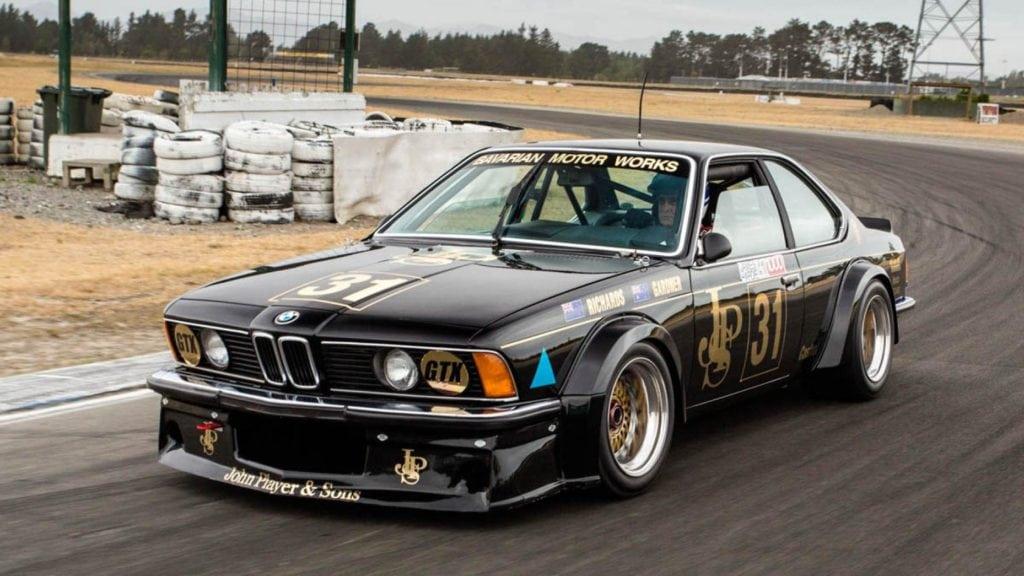 BMW 635 CSi JPS Racing — возможно, самый лучший спортивный BMW всех времен