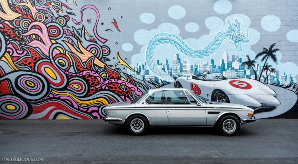 Зашифрованная легенда: копаемся в истории BMW E9 3.0 CSL