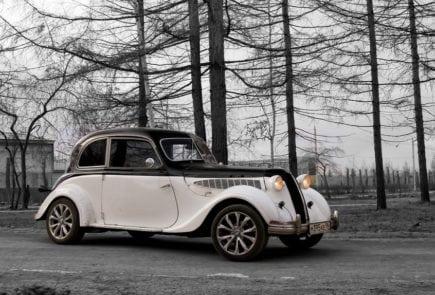 Долгое эхо войны: ретротест «трёшки» BMW из 1938 года