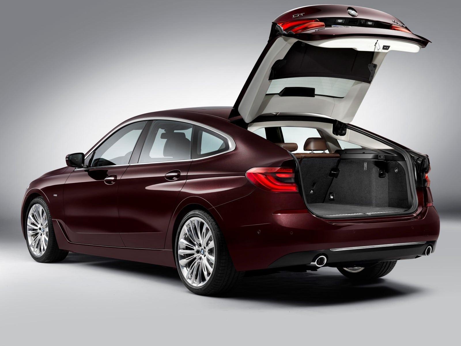 BMW 6 Series GT 630d xDrive Luxury Line