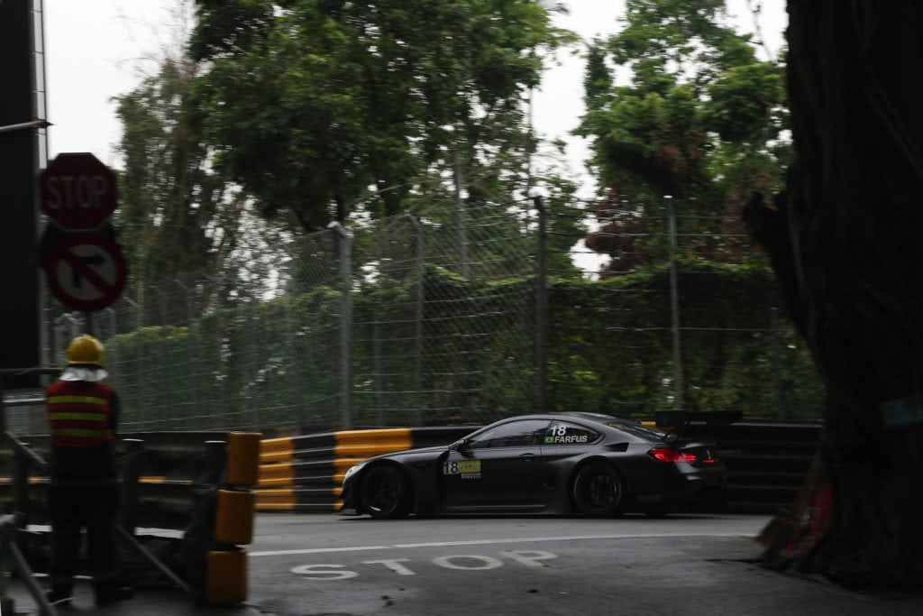 BMW Art Car #18 Macau 2017