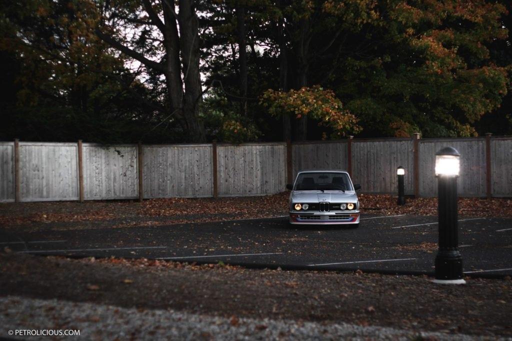 BMW M535i E12 – прообраз легенды, породивший BMW M
