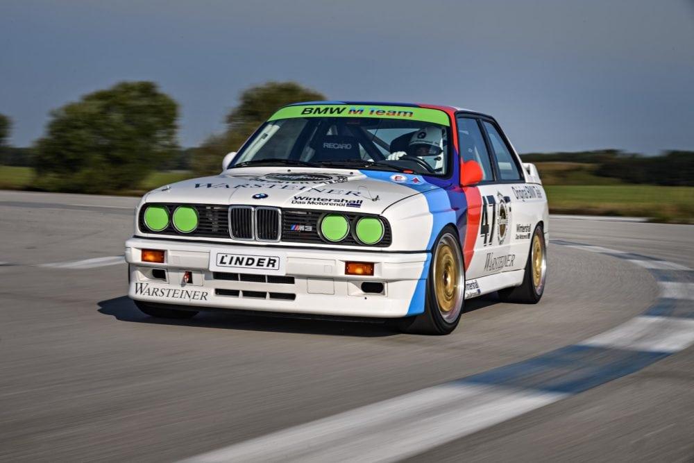 Герои /// 1987 BMW M3