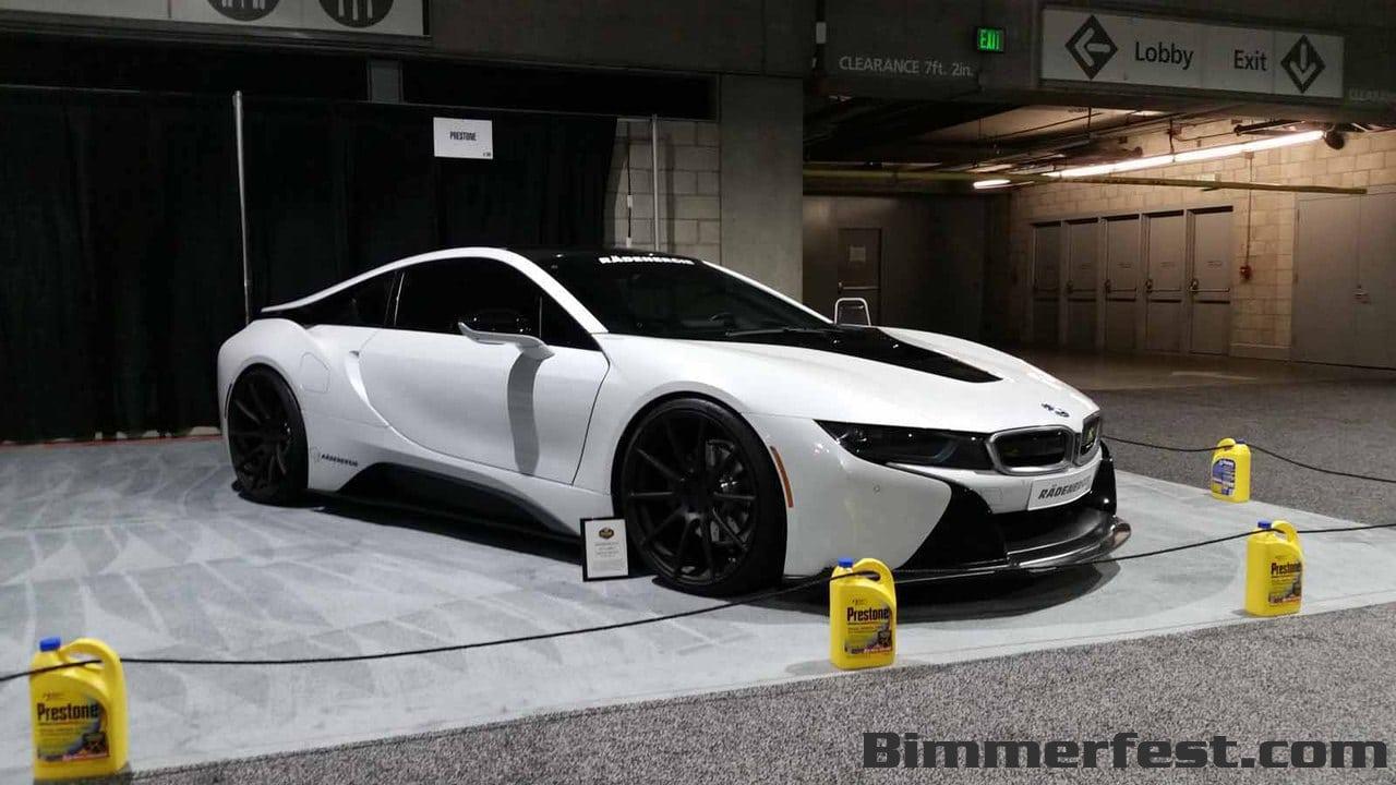 Все новинки и премьеры BMW на автосалоне в Лос-Анджелесе 2017