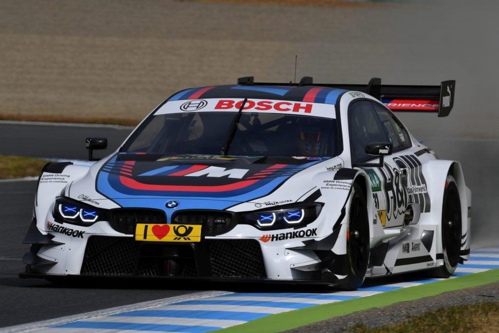 BMW M4 DTM in Japan