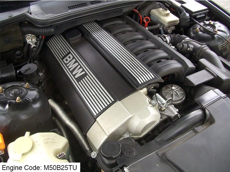 Двигатель BMW M50B25TU