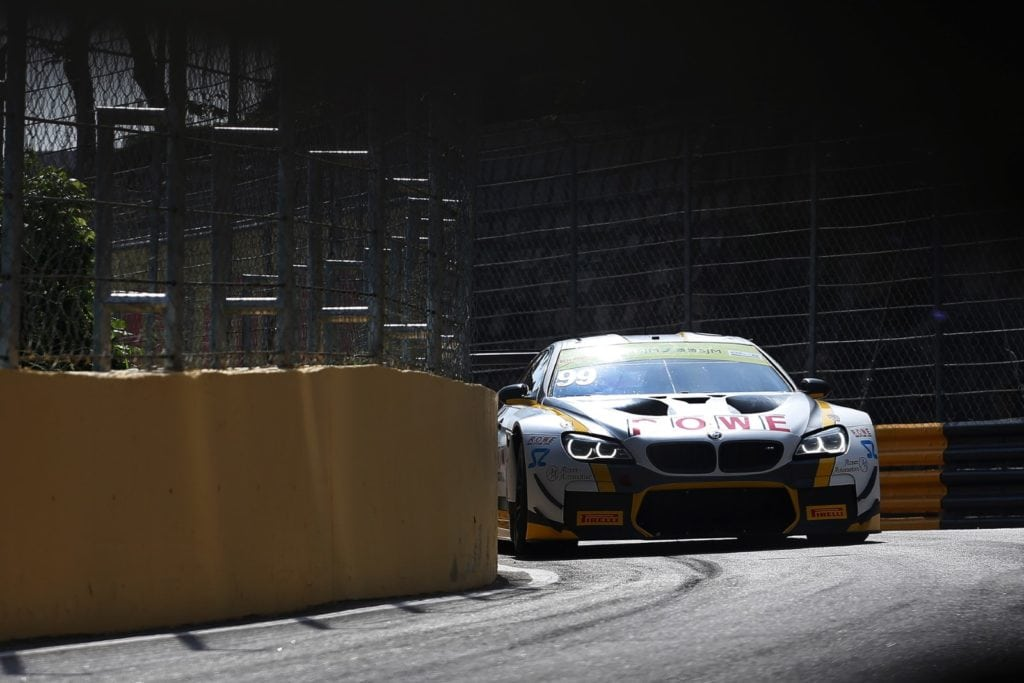 BMW Motorsport Macau 2017