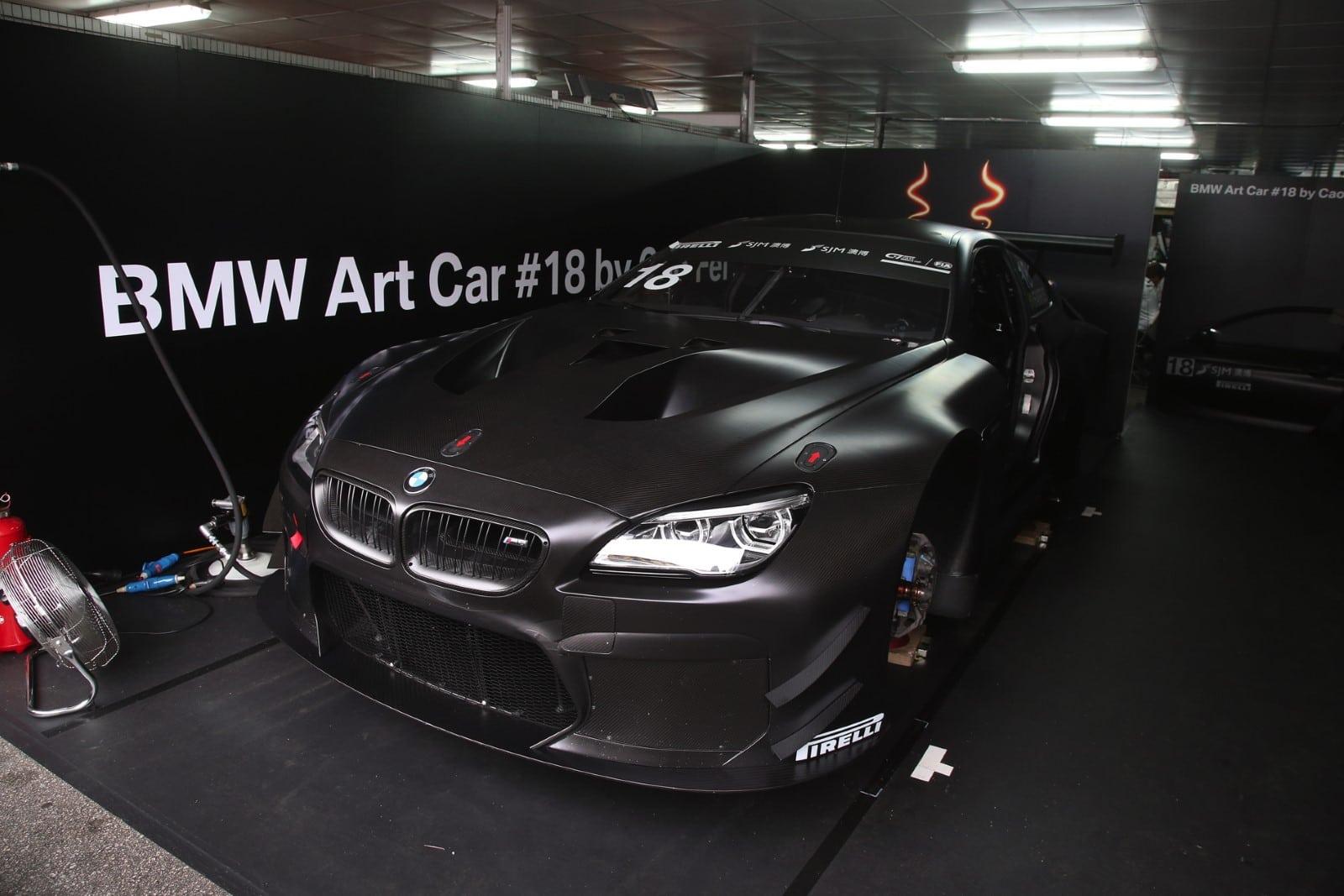 BMW Motorsport Macau 2017