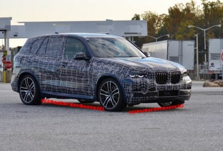 Новое поколение BMW X5 G05: исследуем слухи и шпионские фото