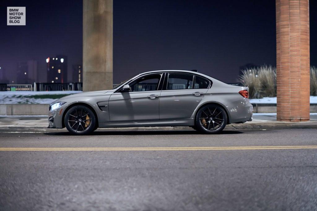 Эксклюзив: первые живые фото BMW M3 CS с NAIAS 2018 в Детройте