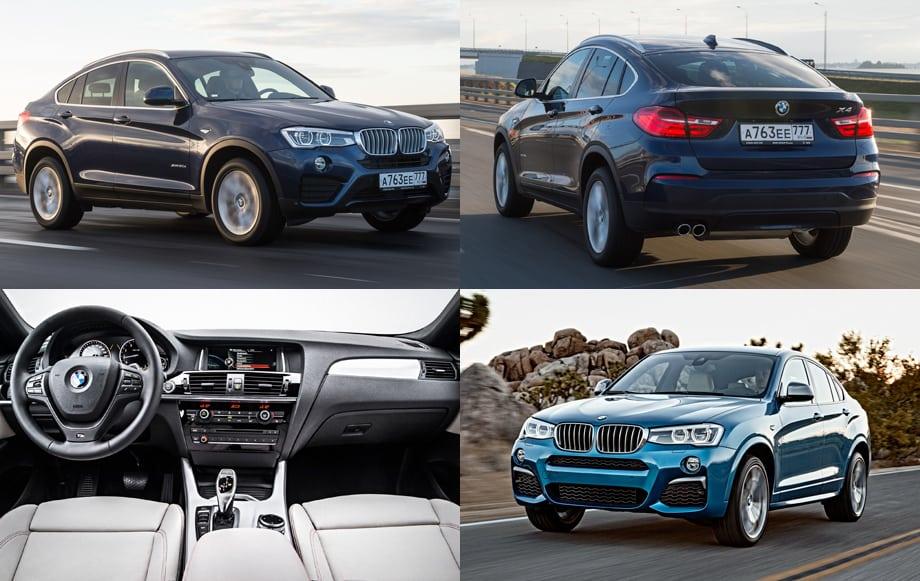 Напомним, что первое поколение кроссовера BMW X4 появилось в 2014 году и разделяло всю начинку с «икс-третьим», однако отличалось купеобразным силуэтом с заниженной линией крыши.