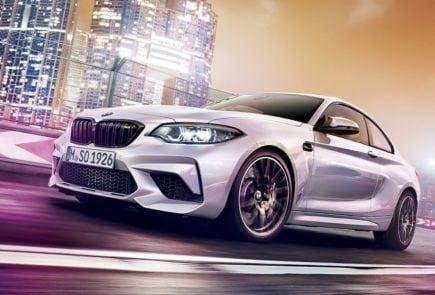BMW M2 Competition – яркий новичок в линейке второй серии