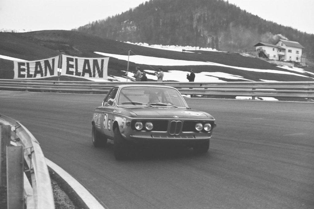 BMW 2800 CS Group 2 (E9)