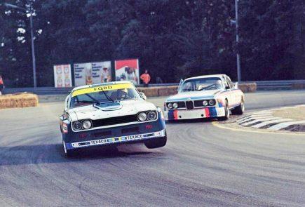 Legendary Ford Capri RS & BMW 3.0 CSL. Source: pinterest.com