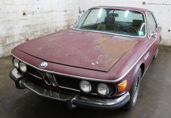 А ты бы купил этот потрёпанный жизнью и ржой BMW 3.0 CS под восстановление?