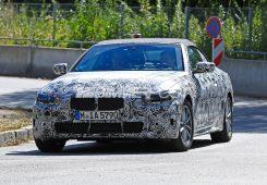 Попался! Опубликованы первые шпионские фото прототипа BMW 4 Серии Convertible (G23)