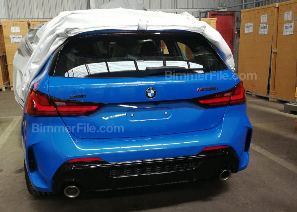 Вот он –BMW M135i xDrive нового поколения